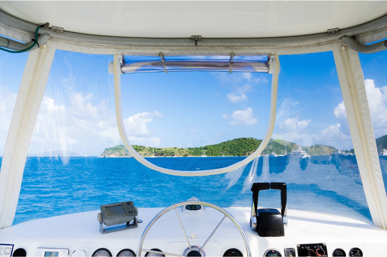 vivere in barca