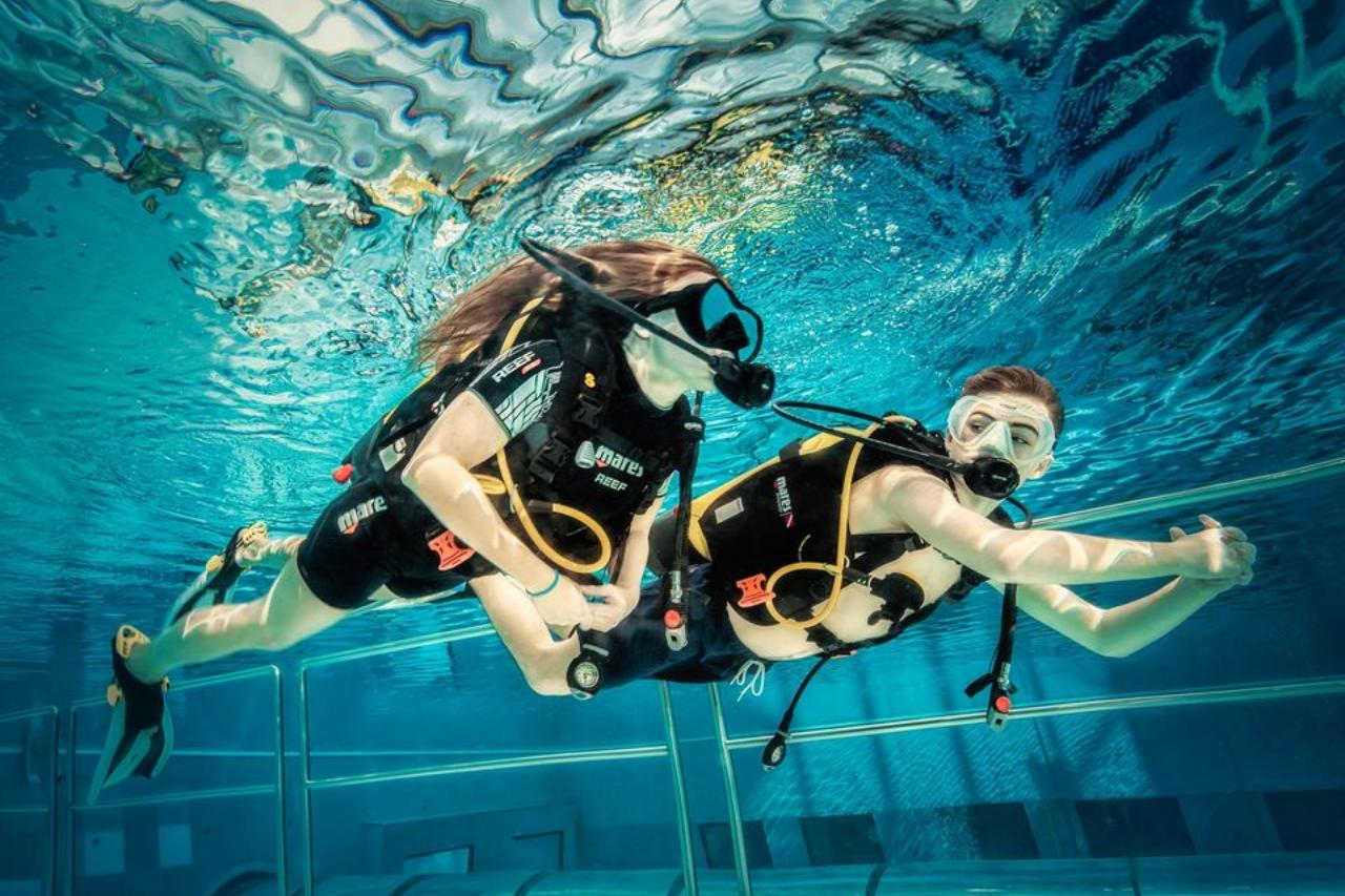 deepspot diving